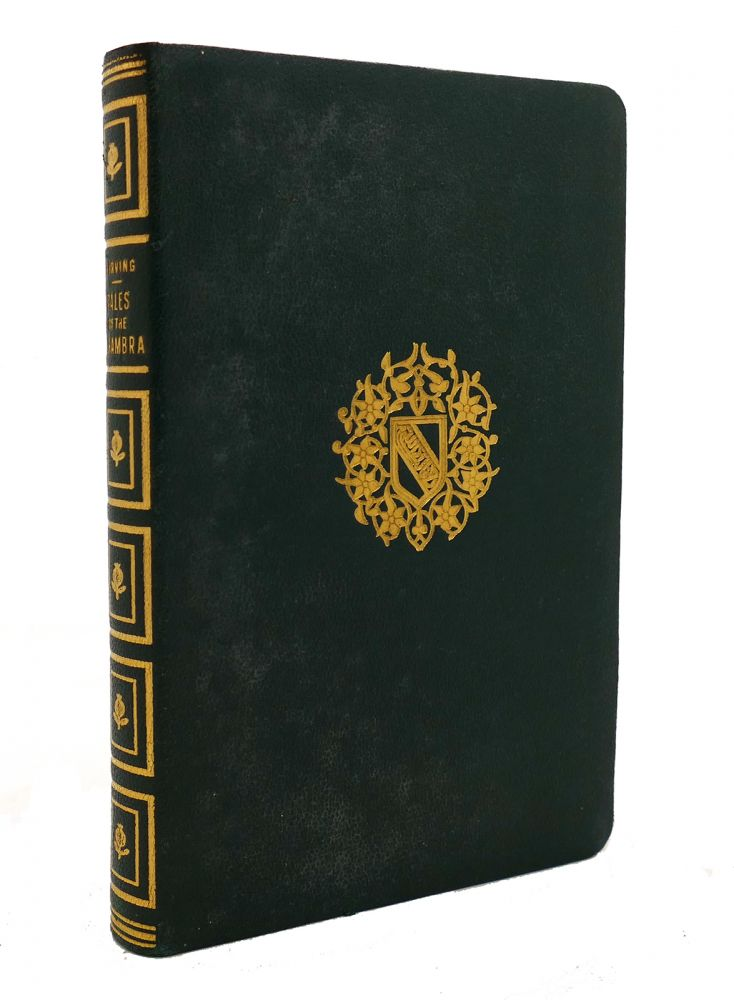 TALES OF THE ALHAMBRA. W. Irving.