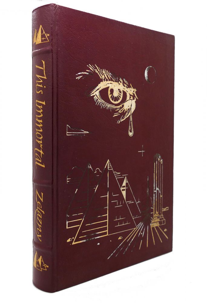 THIS IMMORTAL Easton Press. Roger Zelazny.