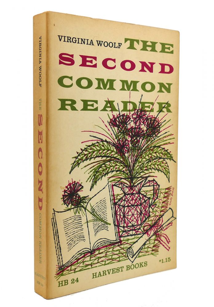 THE SECOND COMMON READER. Virginia Woolf.