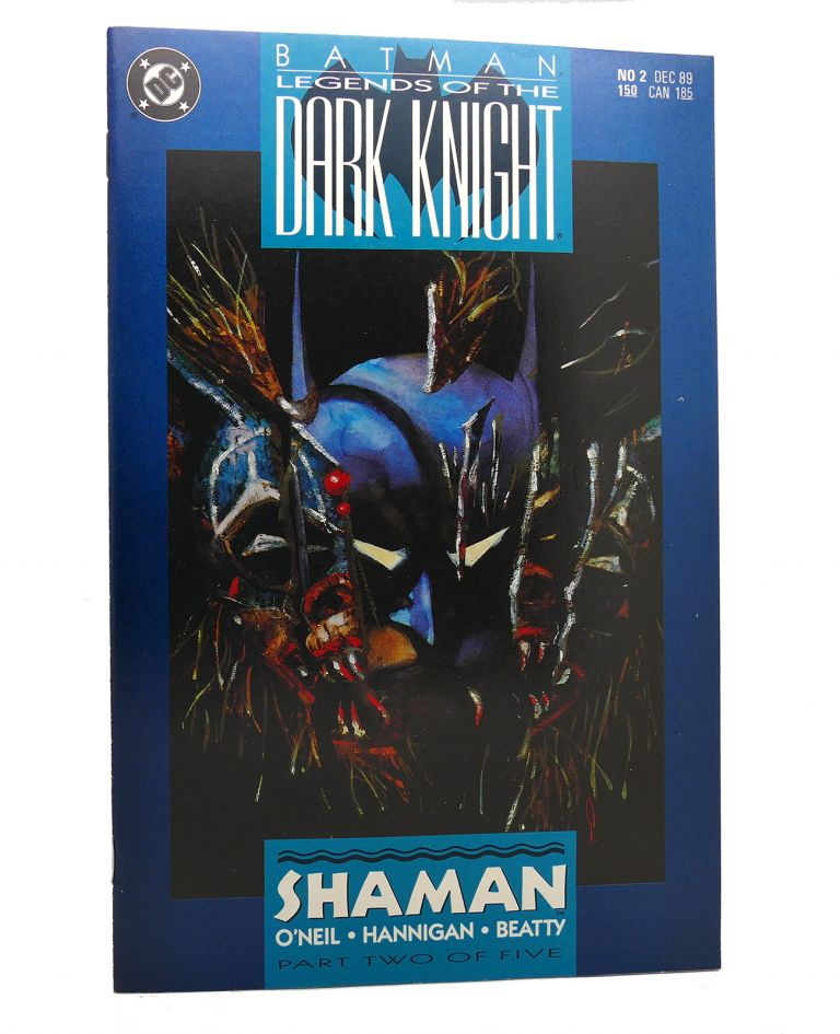 BATMAN: LEGENDS OF THE DARK KNIGHT VOL. 1 NO. 2 DECEMBER 1989. Dc Comics.