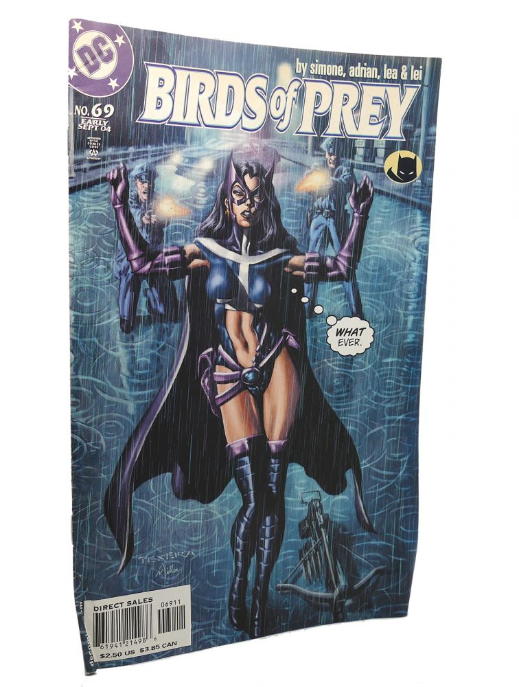 BIRDS OF PREY VOL. 1 NO. 69 SEPTEMBER 2004. Dc Comics.