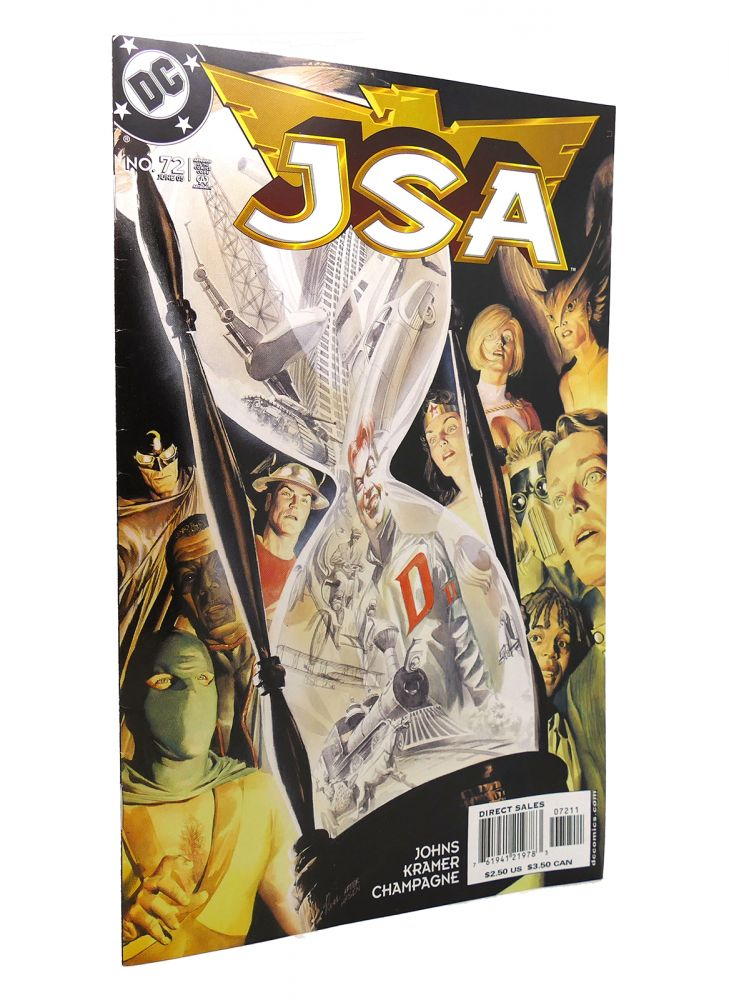 JSA VOL. 1 NO. 72 JUNE 2005. Dc Comics.