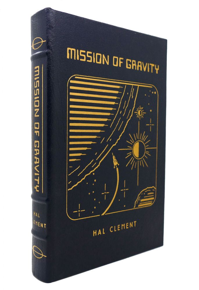 MISSION OF GRAVITY Easton Press. Hal Clement.