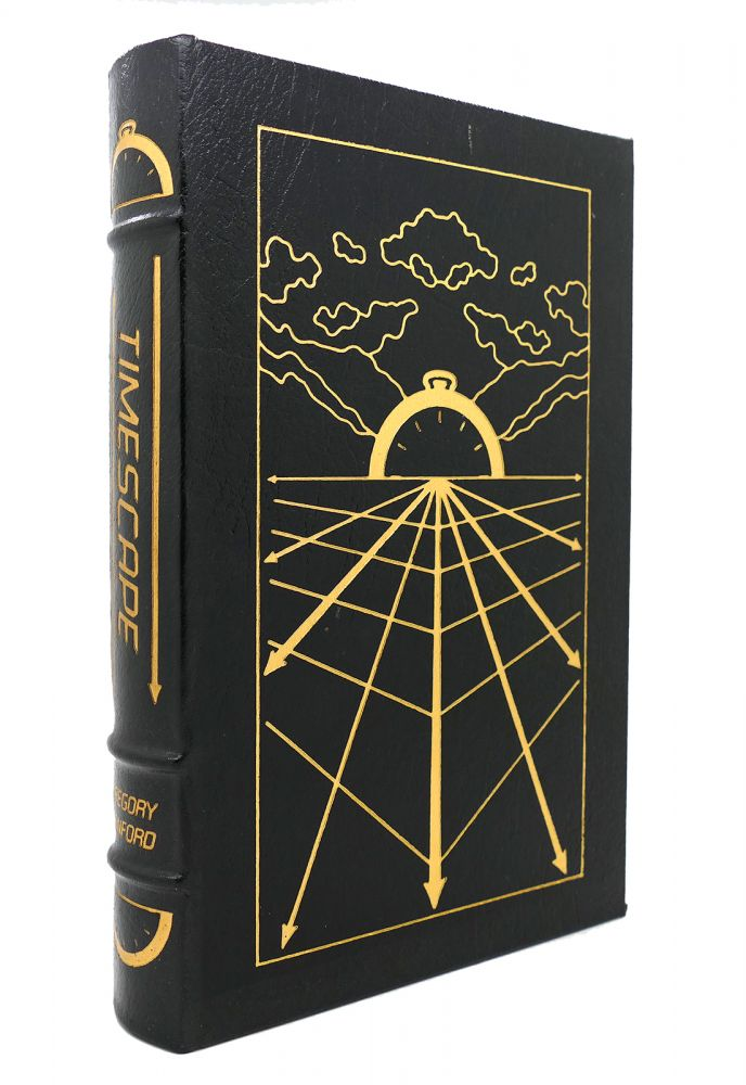 TIMESCAPE Easton Press. Gregory Benford.