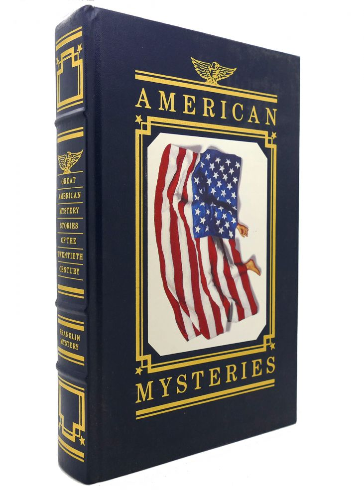 GREAT AMERICAN MYSTERY STORIES OF THE 20TH CENTURY Franklin Library. Charlotte Carr Armstrong, John Dickson.