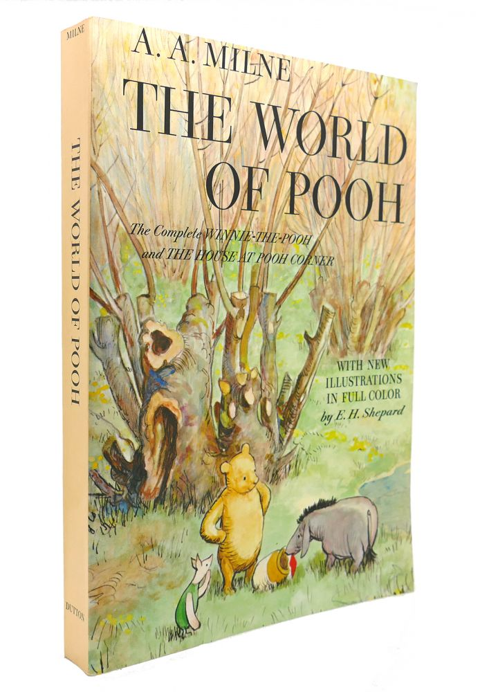 WORLD OF POOH. A. A. Milne.