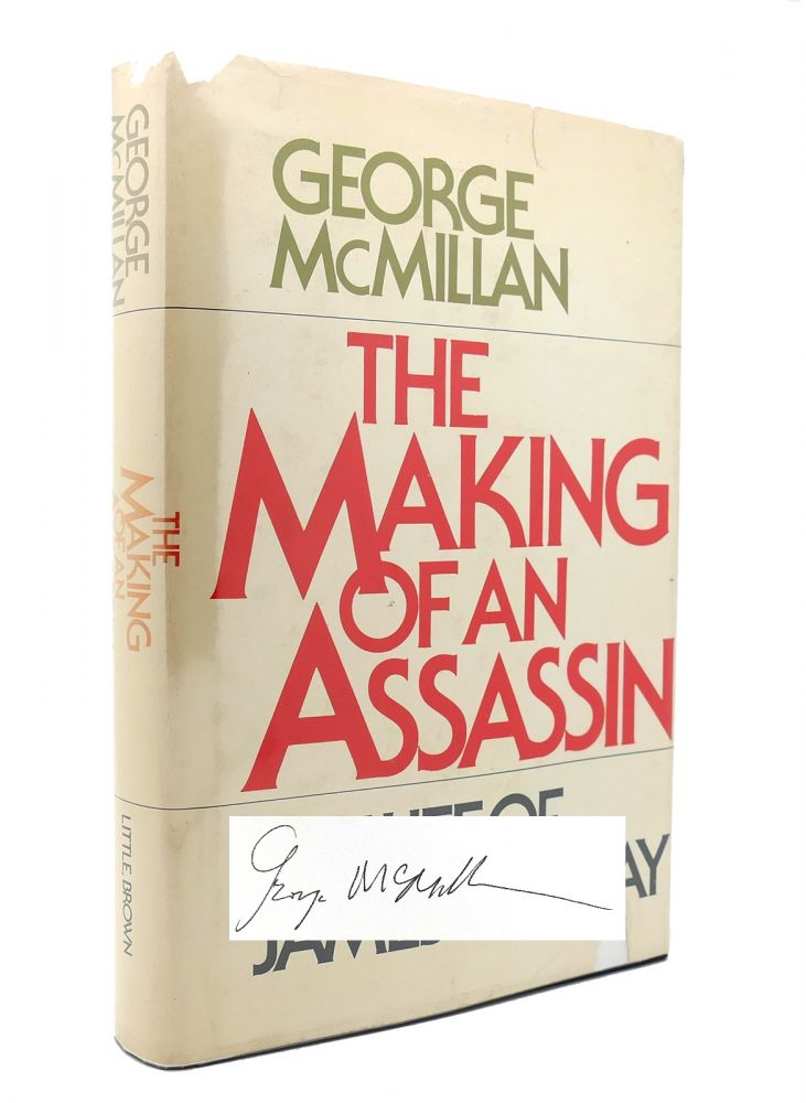 THE MAKING OF AN ASSASSIN The Life of James Earl Ray. George McMillan.