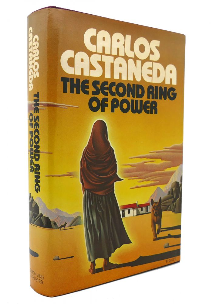 THE SECOND RING OF POWER. Carlos Castaneda.