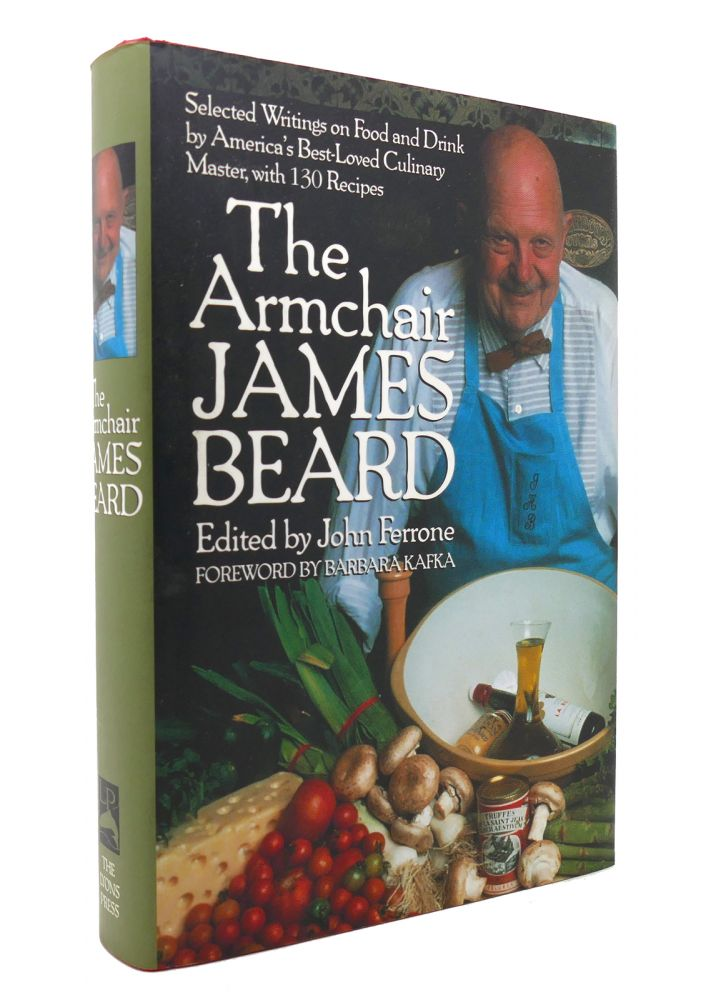 THE ARMCHAIR JAMES BEARD. James Beard.