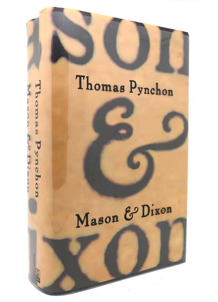 MASON & DIXON A Novel. Thomas Pynchon.
