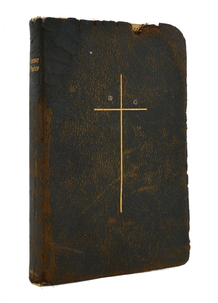 THE BOOK OF COMMON PRAYER. No Author Noted.