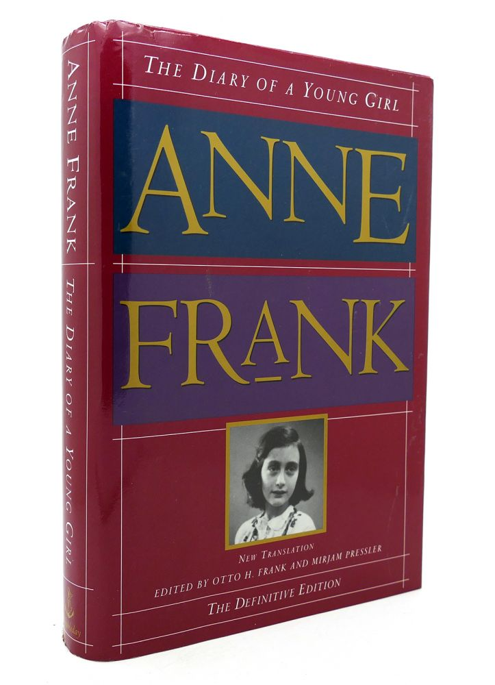 THE DIARY OF A YOUNG GIRL The Definitive Edition. Anne Frank.