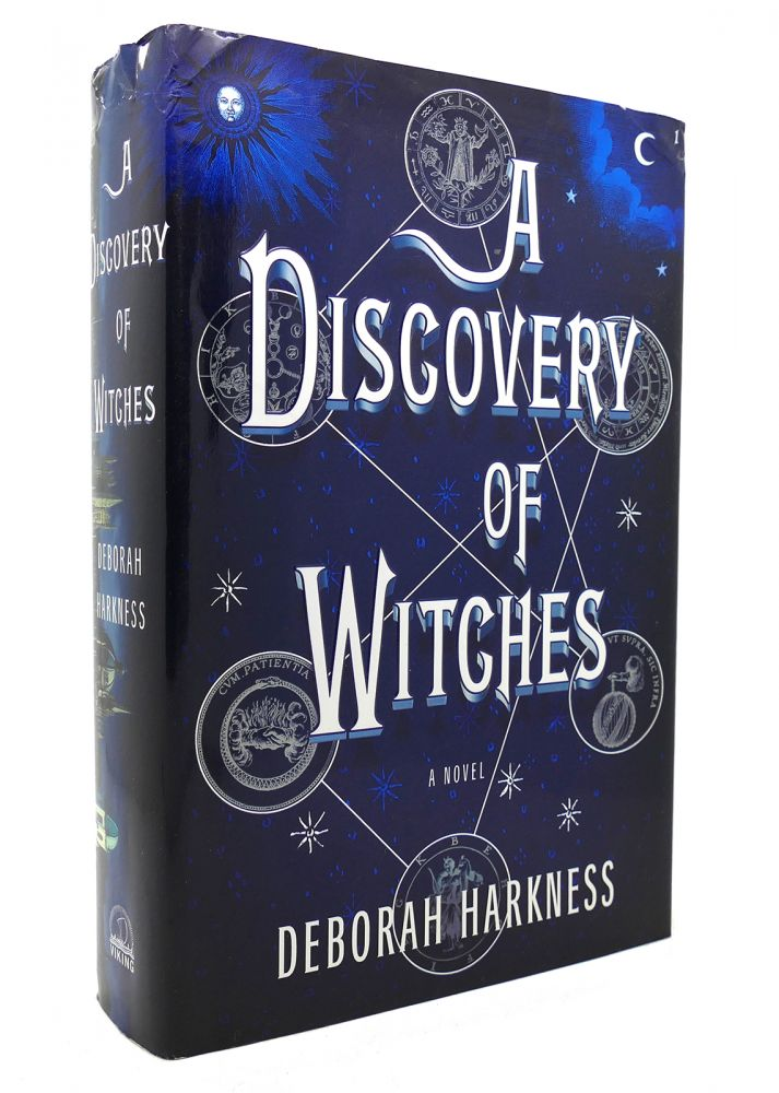 A DISCOVERY OF WITCHES All Souls Trilogy. Deborah E. Harkness.