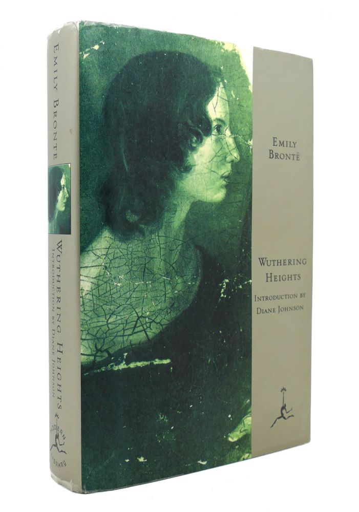 WUTHERING HEIGHTS Modern Library. Emily Bronte.