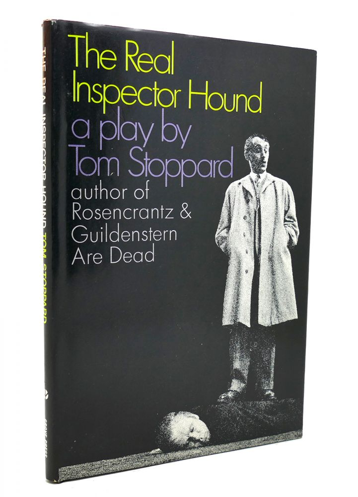 THE REAL INSPECTOR HOUND. Tom Stoppard.