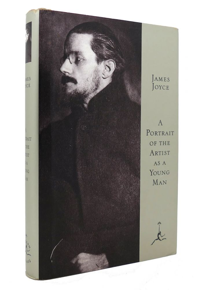 A PORTRAIT OF THE ARTIST AS A YOUNG MAN Modern Library. James Joyce.