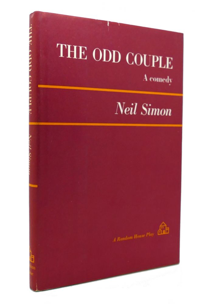 THE ODD COUPLE. Neil Simon.