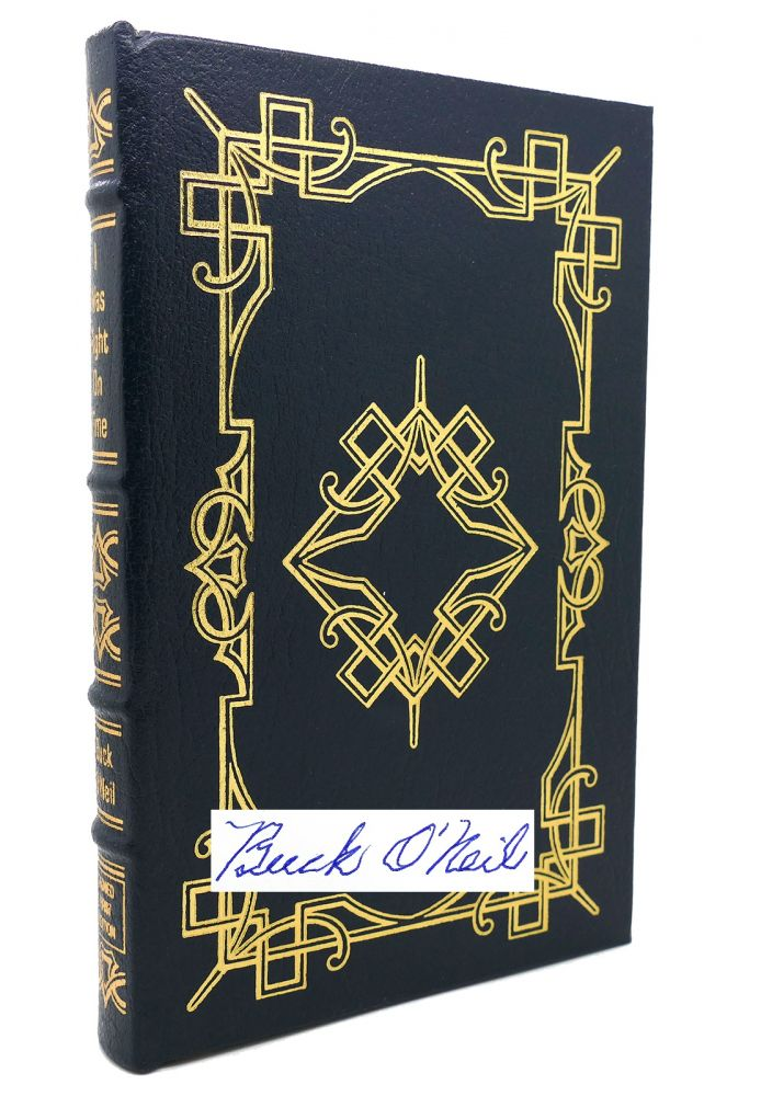 I WAS RIGHT ON TIME Signed Easton Press. Buck O'Neil.