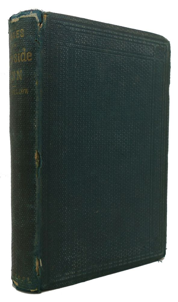 TALES OF A WAYSIDE INN. Henry Wadsworth Longfellow.