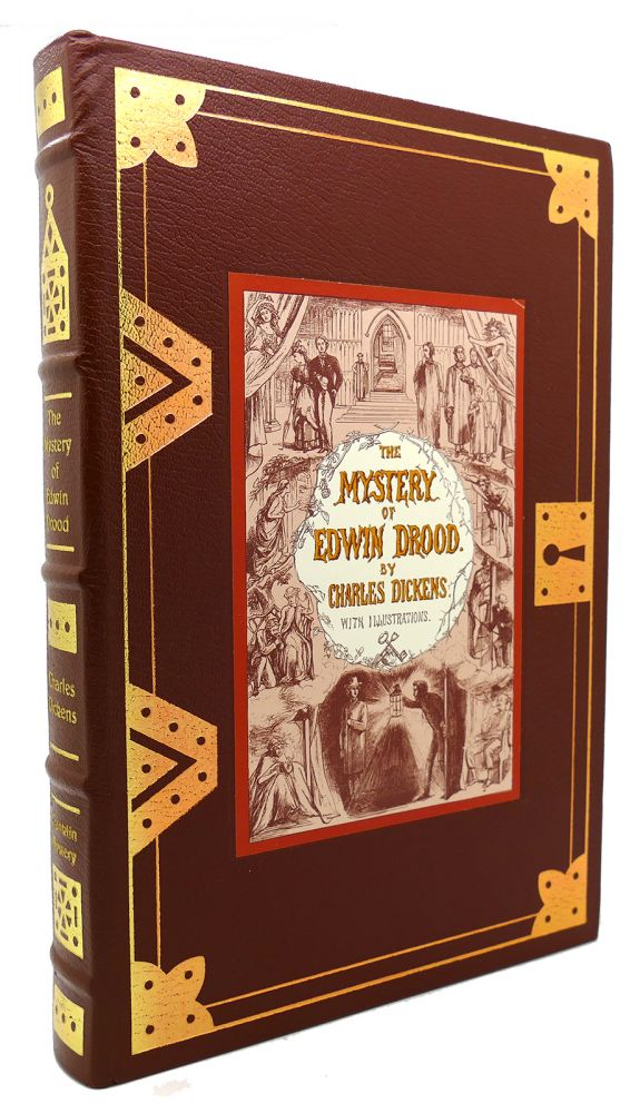 THE MYSTERY OF EDWIN DROOD Franklin Library. Charles Dickens.
