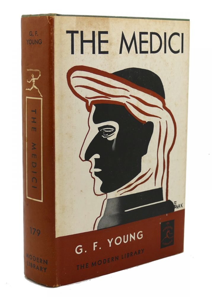 THE MEDICI Modern Library # 179. G. F. Young.