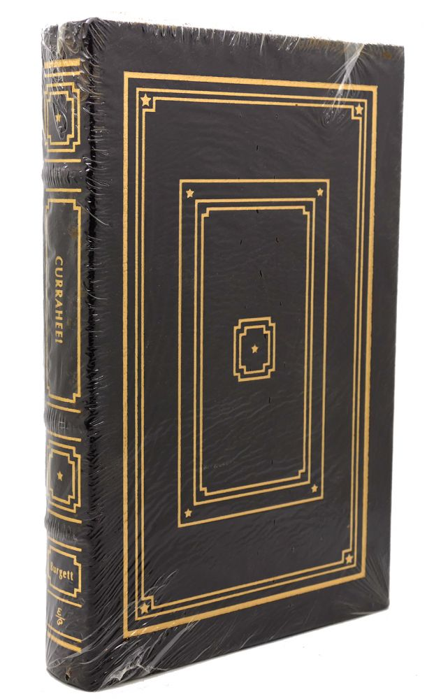 CURRAHEE! D-DAY, 1944, A YOUNG PARATROOPER'S TERRIYING EYE-WITNESS ACCOUNT OF THE INVASION OF NORMANDY IN WWII Easton Press Combat Classics of WWII. Donald R. Burgett.