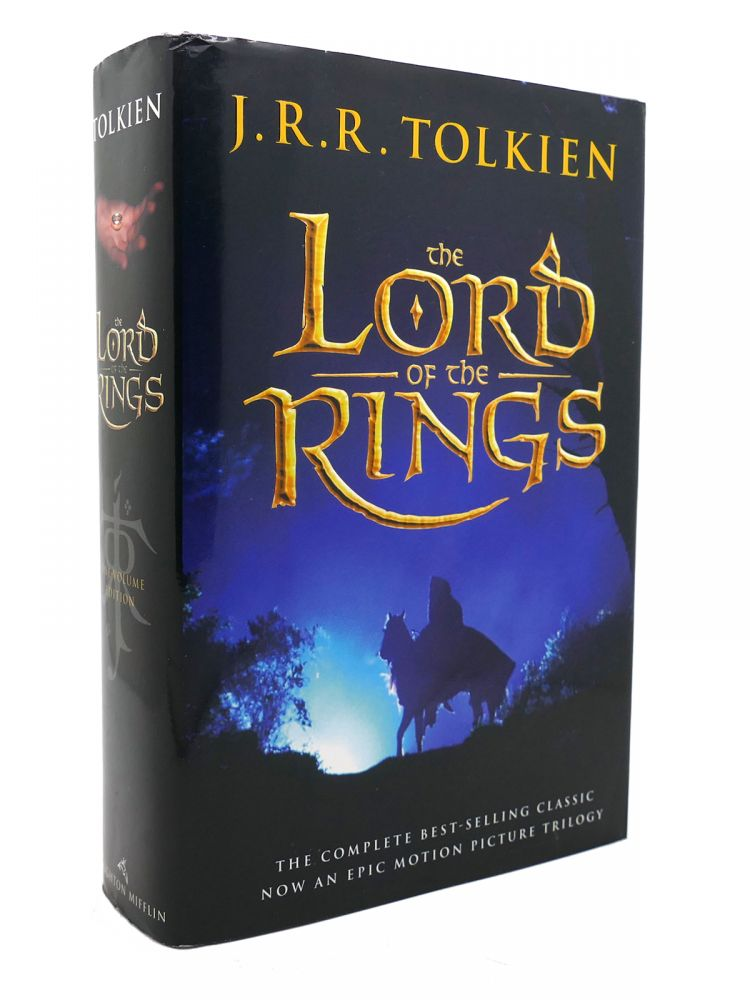 THE LORD OF THE RINGS. J. R. R. Tolkien.