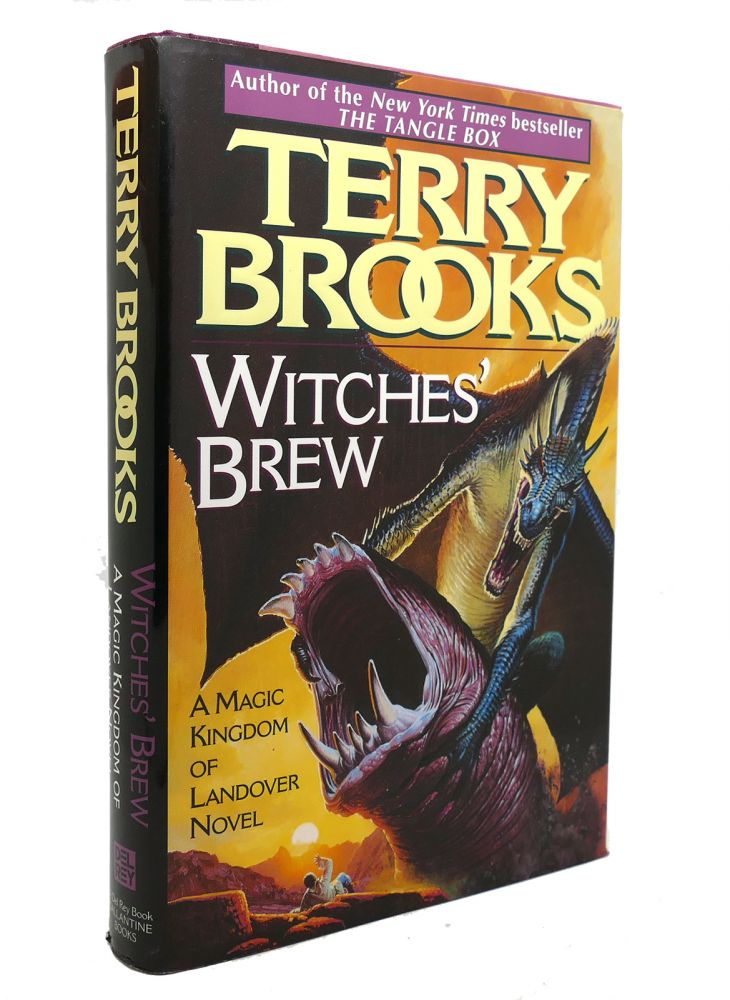 WITCHES' BREW. Terry Brooks.