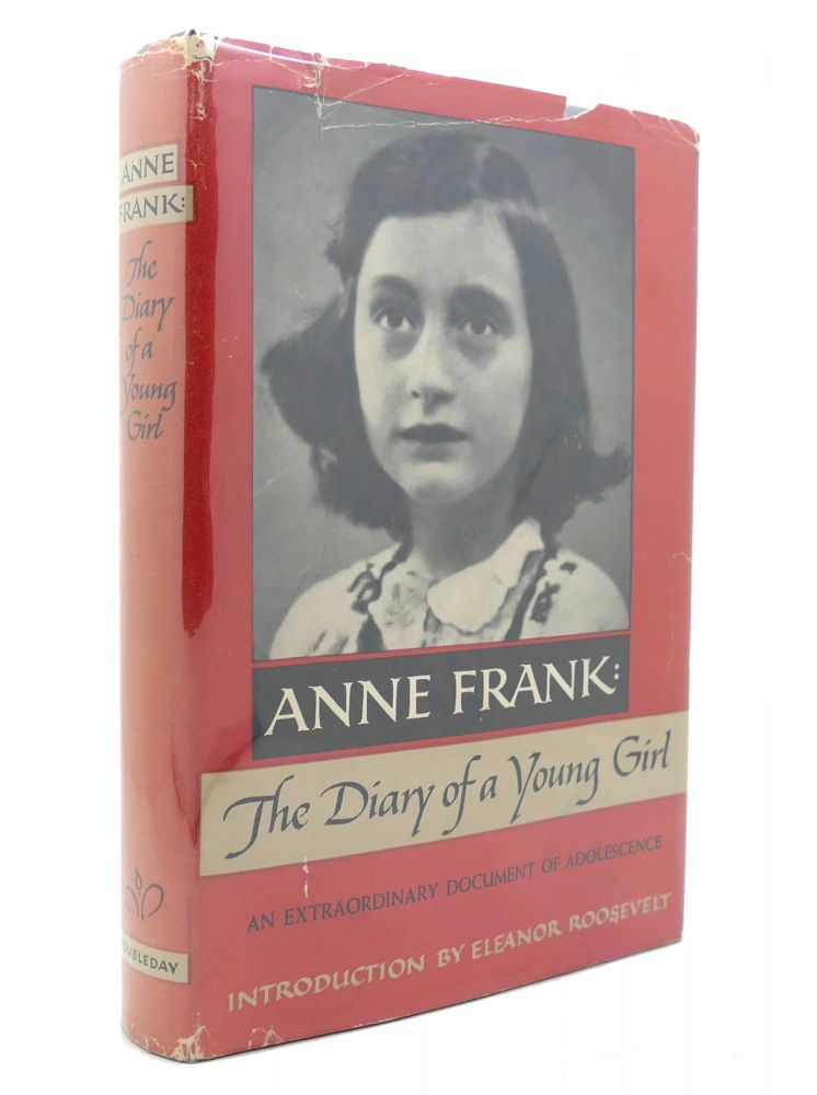 THE DIARY OF A YOUNG GIRL. Anne Frank.
