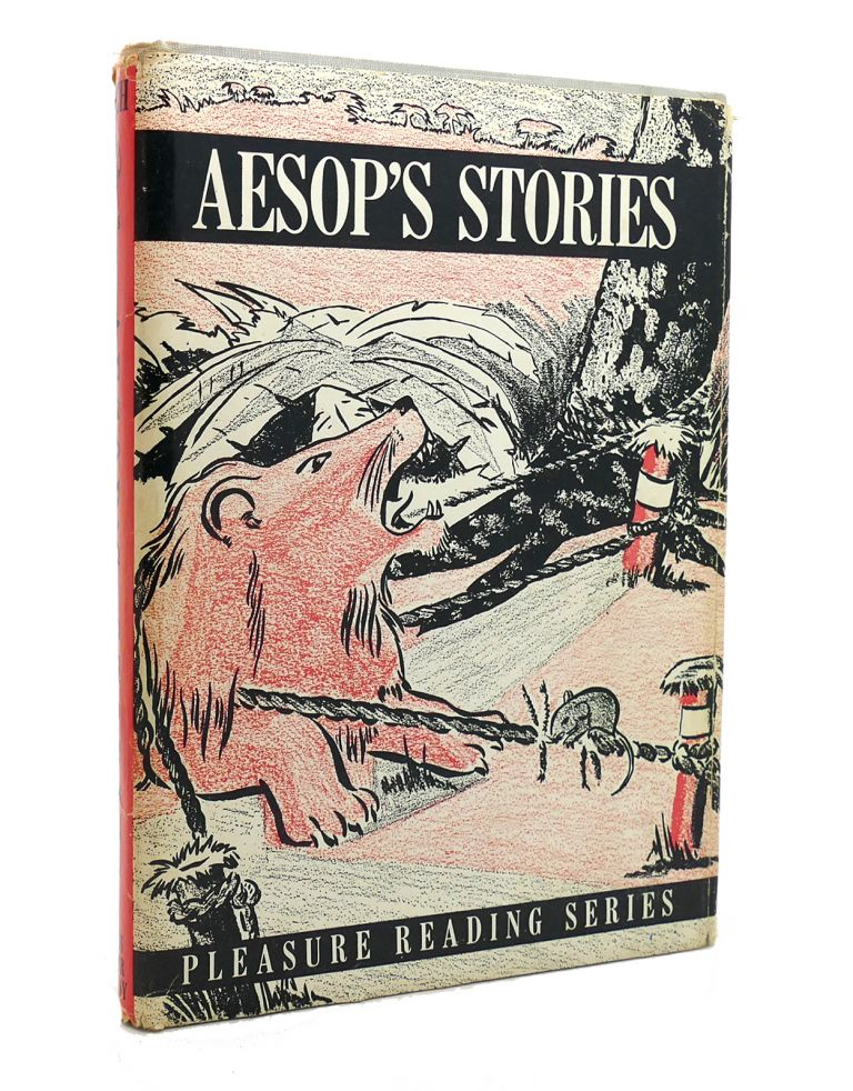 AESOP'S STORIES For Pleasure Reading. Edward W. Dolch.