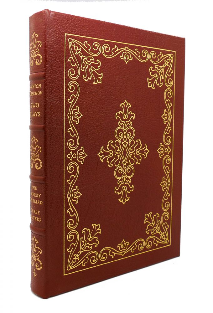 TWO PLAYS Easton Press. Anton Chekhov.