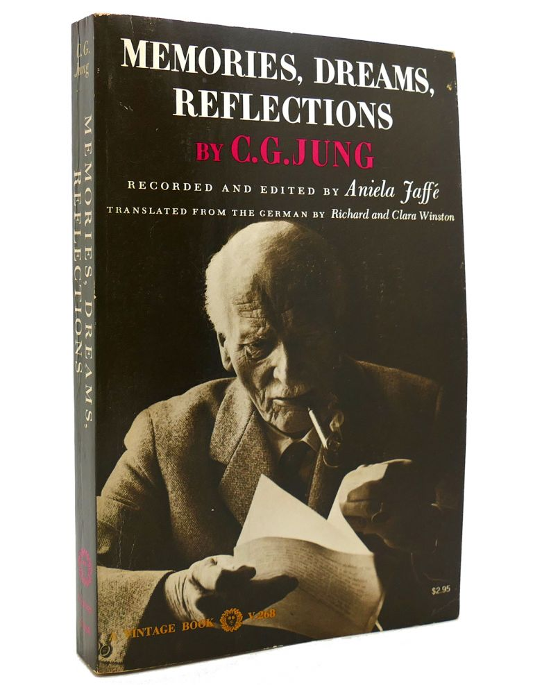 MEMORIES, DREAMS, REFLECTIONS. C. G. Jung.