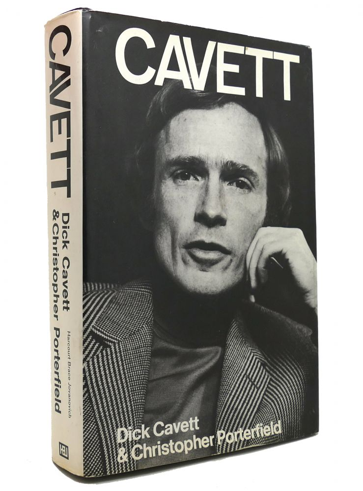 CAVETT. Dick Cavett, Christopher Porterfield.