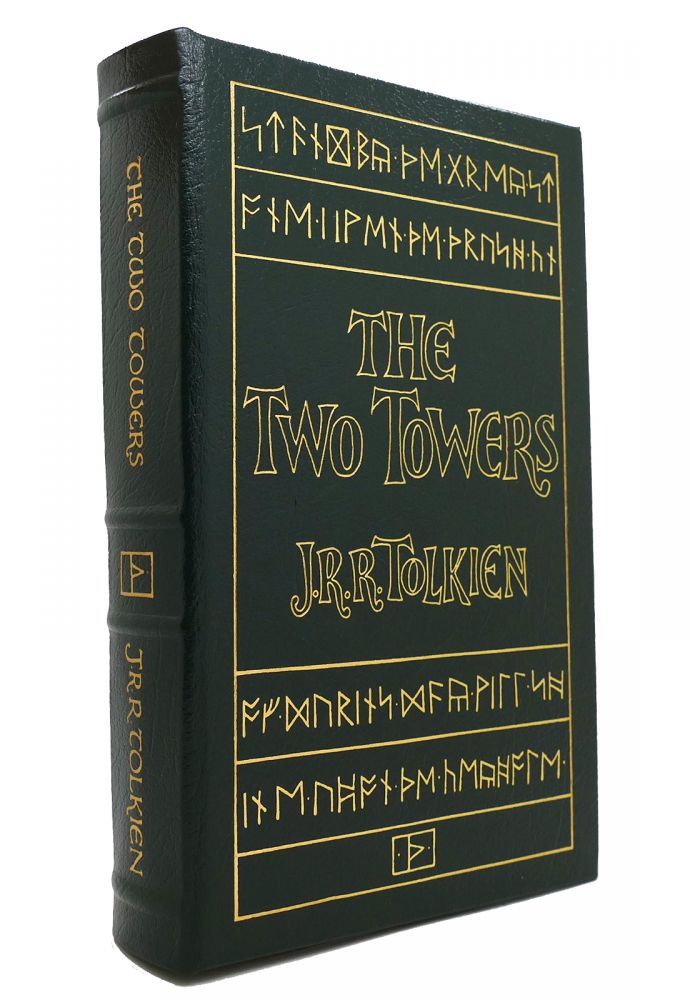 THE TWO TOWERS Easton Press. J. R. R. Tolkien.