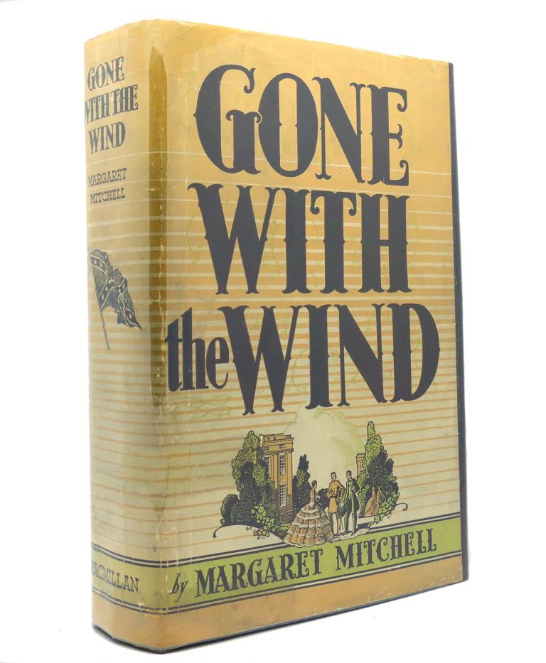 GONE WITH THE WIND Signed 1st. Margaret Mitchell.