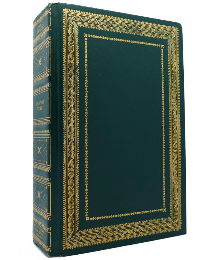 CHRISTMAS BOOKS OF CHARLES DICKENS. Charles Dickens.
