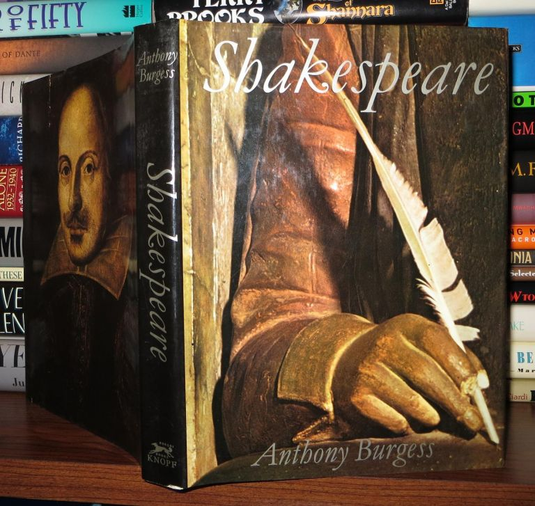 SHAKESPEARE. Anthony - Shakespeare Burgess, William.