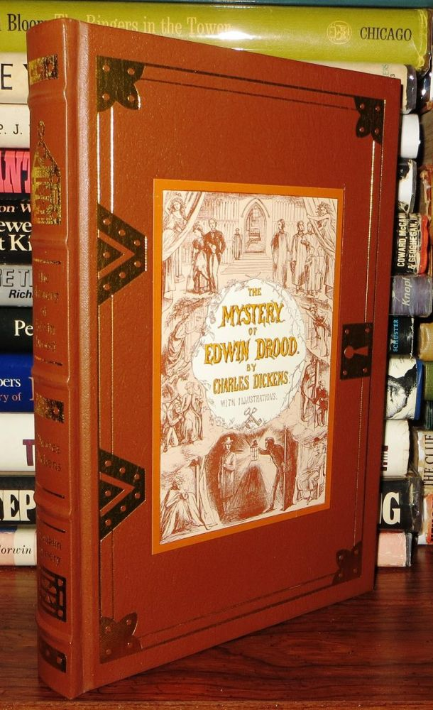 MYSTERY OF EDWIN DROOD Franklin Library. Charles Dickens.