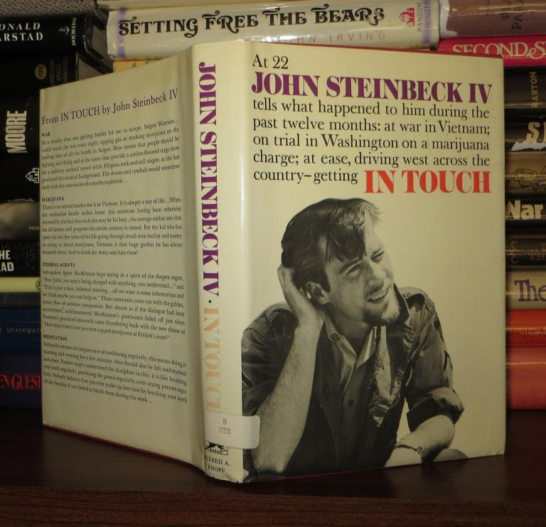 IN TOUCH. John Steinbeck.