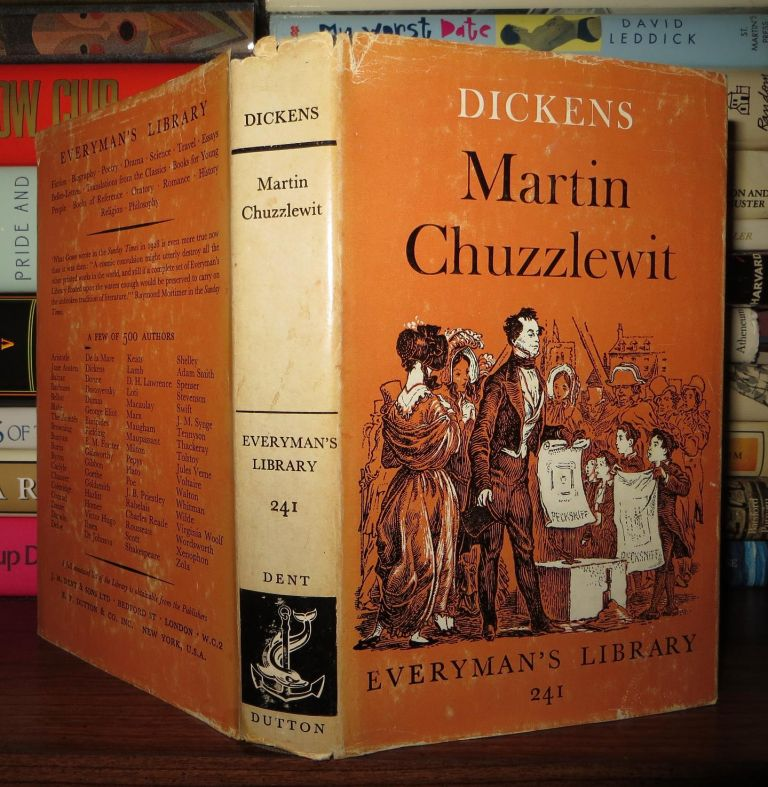 MARTIN CHUZZLEWIT. Charles Dickens.