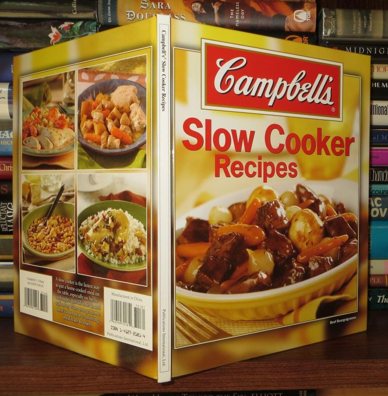 CAMPBELL'S SLOW COOKER RECIPES. Campbell's.