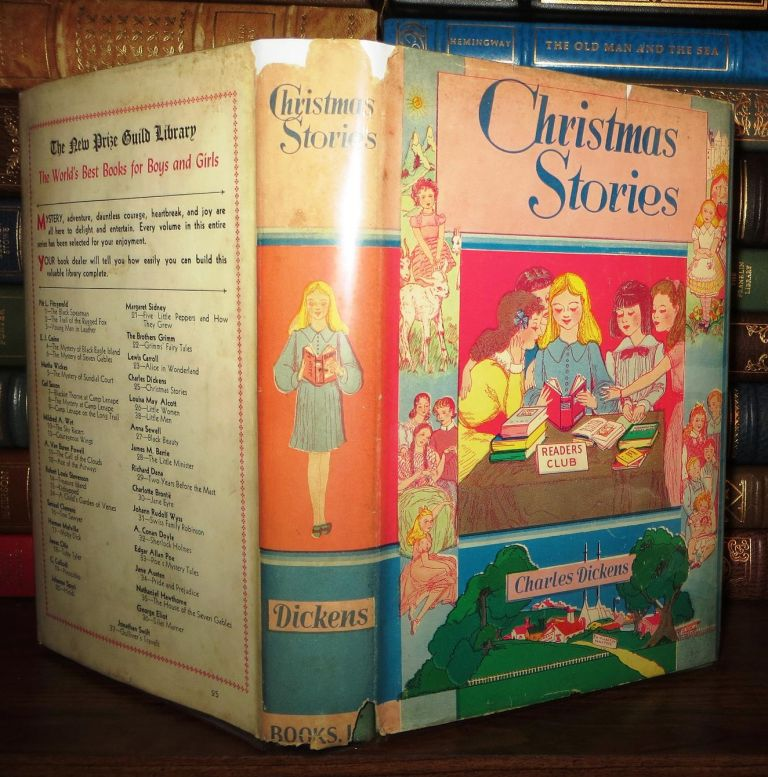 CHRISTMAS STORIES The Chimes. Charles Dickens.