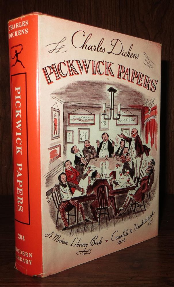 PICKWICK PAPERS. Charles Dickens.
