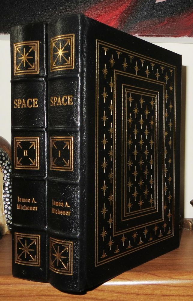 SPACE Easton Press. James A. Michener.