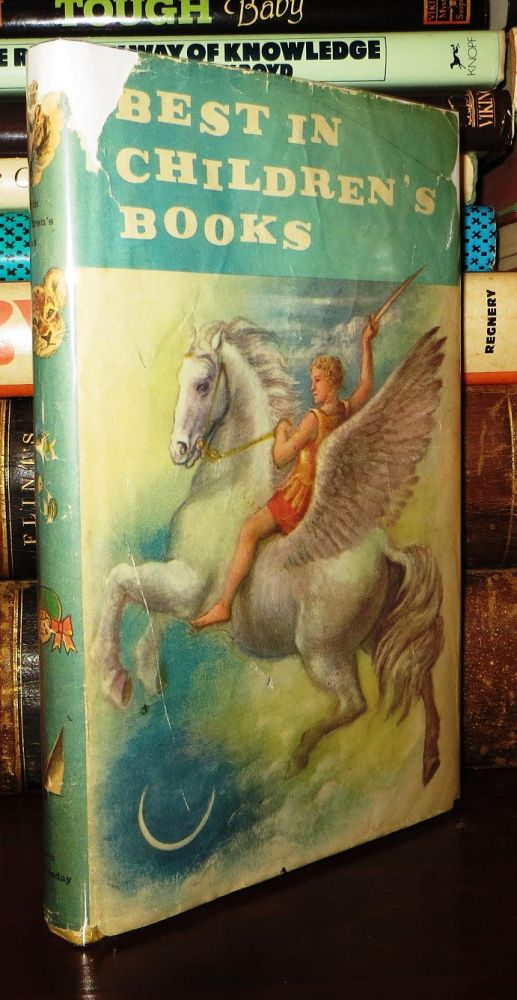 BEST IN CHILDREN'S BOOKS Volume 21: the Winged Horse: Pegasus, the Magic Porridge Pot, Rapunzel, and More. Nathaniel Hawthorne, Andy, Warhol.