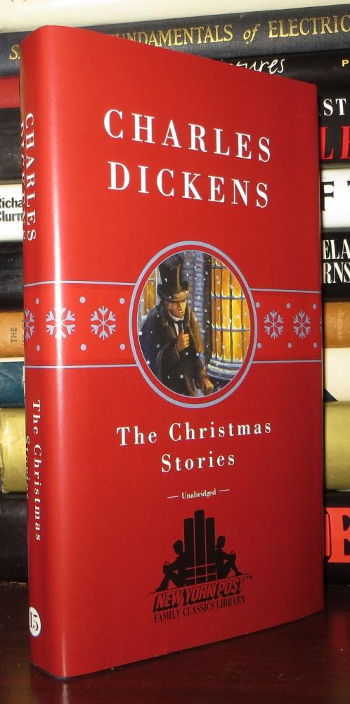 THE CHRISTMAS STORIES. Charles Dickens.