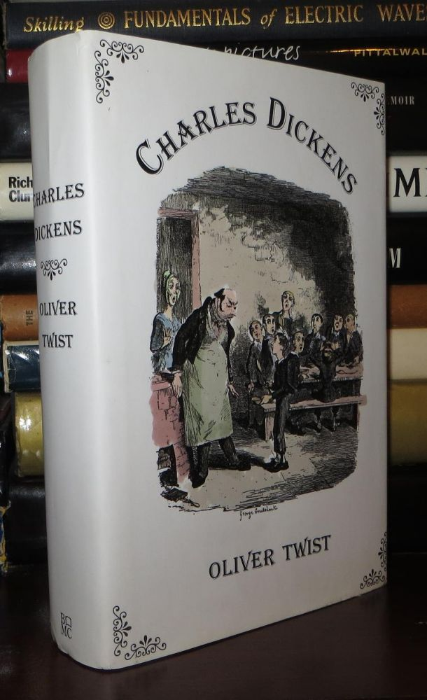 THE ADVENTURES OF OLIVER TWIST. Charles Dickens.