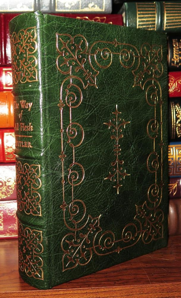 THE WAY OF ALL FLESH Easton Press. Samuel Butler.