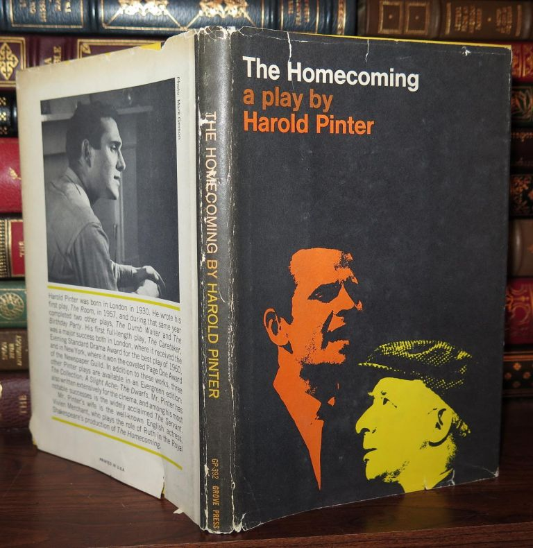 THE HOMECOMING. Harold Pinter.