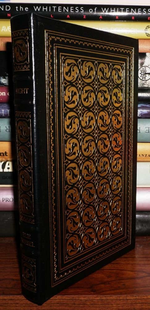 NIGHT Easton Press. Elie Wiesel.